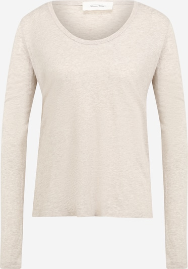AMERICAN VINTAGE Shirt 'JACKSONVILLE' in de kleur Crème, Productweergave