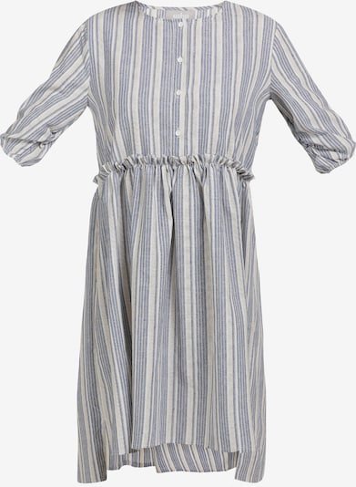Usha Kleid in blau, Produktansicht