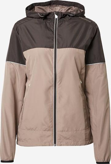 Sportinė striukė 'Agria' iš ENDURANCE , spalva - šokolado spalva / šviesiai ruda, Prekių apžvalga