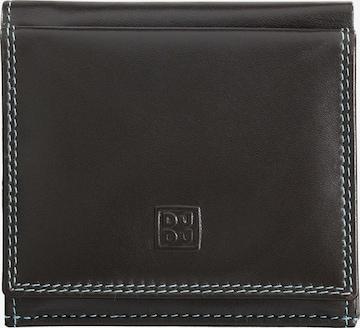 DuDu Portemonnaie in Schwarz