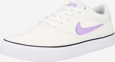 Nike SB Sneakers 'Chron 2' in Purple / Black / White, Item view