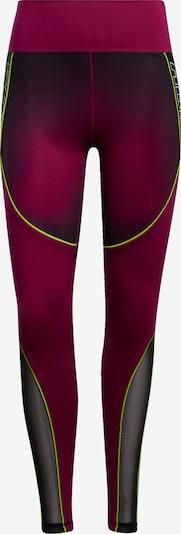 ADIDAS PERFORMANCE Sporthose 'Believe This 2.0 Sport Hack' in neongrün / pink, Produktansicht
