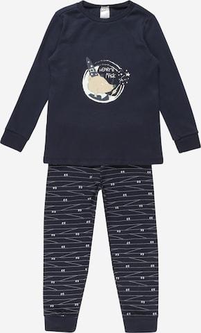 SCHIESSER Pidžaama, värv sinine