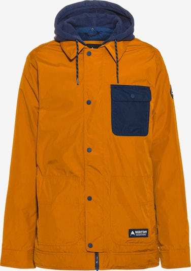 BURTON Snowboardjacke in dunkelgelb, Produktansicht