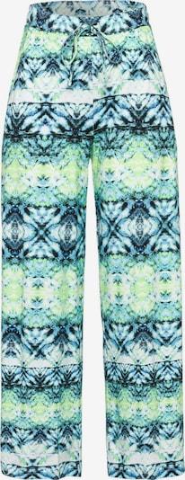 Green Cotton 7/8-Hose in blau, Produktansicht