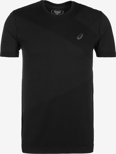 ASICS Laufshirt in schwarz, Produktansicht