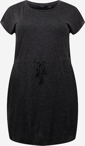 Vero Moda Curve Kleid 'LUA' in Schwarz