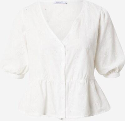 Bluză 'Emmi' Hailys pe alb murdar, Vizualizare produs