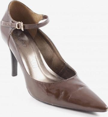VIA UNO High Heels & Pumps in 37 in Brown