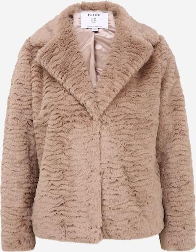 Dorothy Perkins (Petite) Manteau mi-saison 'MINK' en beige clair, Vue avec produit