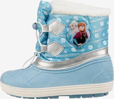 Disney Die Eiskönigin Winterstiefel in blau / silber, Produktansicht