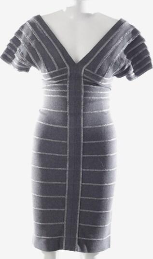 Hervé Léger Kleid in M in grau, Produktansicht