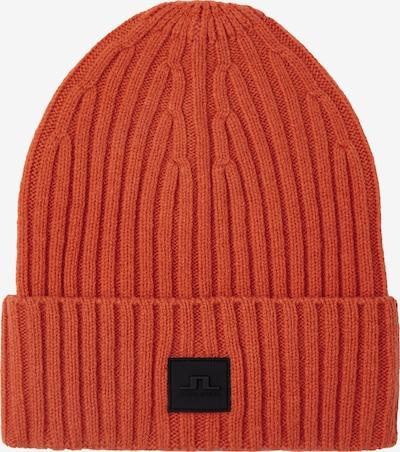 J.Lindeberg Cepure 'Jive', krāsa - oranžs / melns, Preces skats