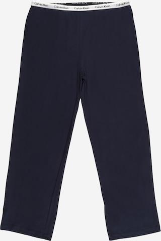 Calvin Klein Underwear Trousers in Blue