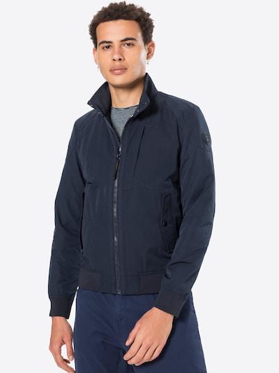 s.Oliver Prehodna jakna | temno modra barva: Frontalni pogled