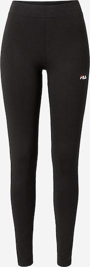 FILA Leggings 'Edwina' in Red / Black / White, Item view