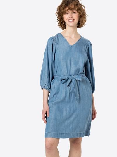 b.young Kleid 'LANA' in blue denim, Modelansicht