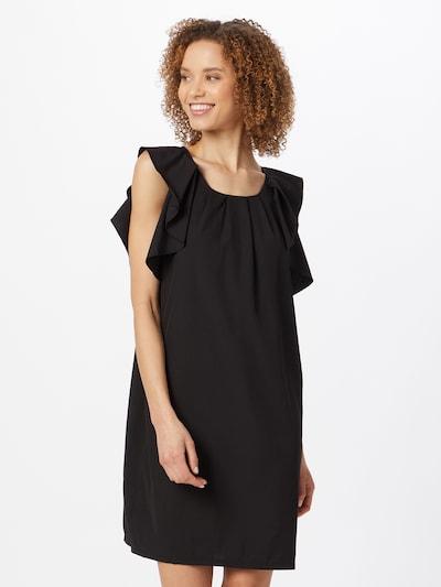 Rochie Molly BRACKEN pe negru, Vizualizare model