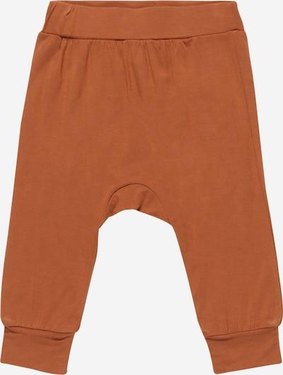 Pantaloni 'Gusti' Hust & Claire pe maro ruginiu, Vizualizare produs