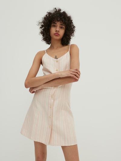 EDITED Kleid 'Kili' in mischfarben / rosa, Modelansicht
