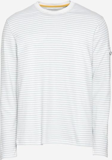 Ted Baker T-Shirt en bleu clair / blanc, Vue avec produit