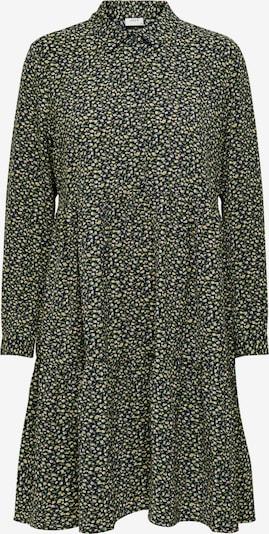 Rochie tip bluză 'Piper' JDY pe albastru noapte / galben / verde / roz, Vizualizare produs