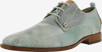 Rehab Chaussure à lacets en vert, Vue avec produit