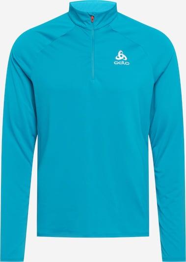 ODLO Functioneel shirt in de kleur Lichtblauw, Productweergave