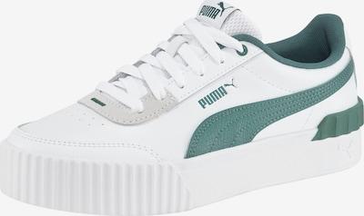 PUMA Sneaker 'Carina' in smaragd / weiß, Produktansicht