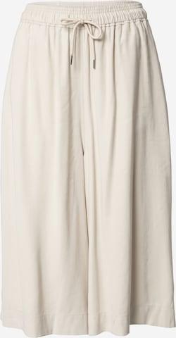 Gina Tricot Püksid 'Mia', värv valge