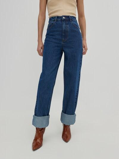 EDITED Jeans 'Laura' in blau, Modelansicht