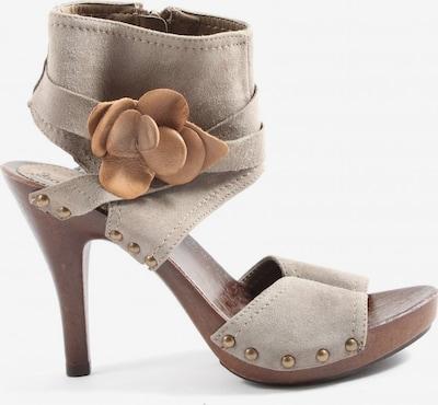 Sommerkind High Heel Sandaletten in 38 in braun, Produktansicht