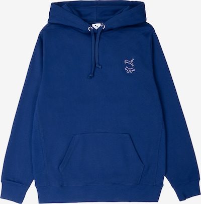 PUMA Athletic Sweatshirt in Royal blue, Item view