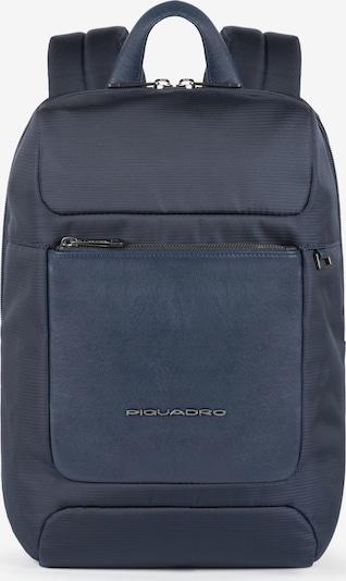 Piquadro Macbeth Rucksack RFID 36 cm Laptopfach in blau, Produktansicht