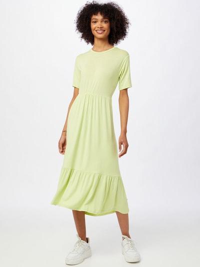 LTB Kleid 'WICOKA' in hellgrün, Modelansicht
