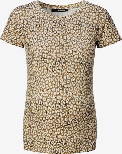 Supermom T-Shirt in gold / weiß, Produktansicht
