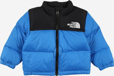 THE NORTH FACE Winterjas 'INFANT' in de kleur Blauw / Zwart, Productweergave