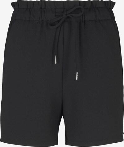 TOM TAILOR DENIM Hose in schwarz, Produktansicht