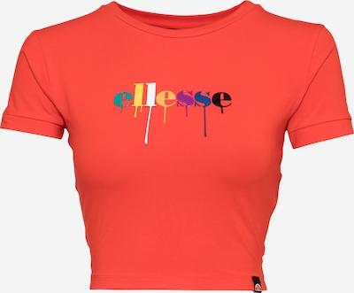 ELLESSE Shirt 'Romancia' in mischfarben / rot, Produktansicht