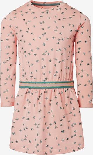 Noppies Kleid ' Lansbury ' in grün / hellpink, Produktansicht
