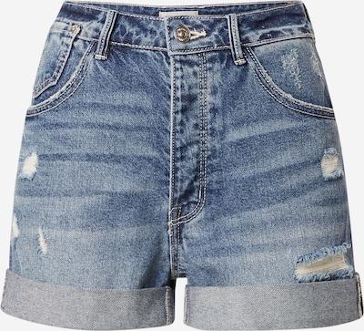 Jeans Pimkie pe denim albastru, Vizualizare produs