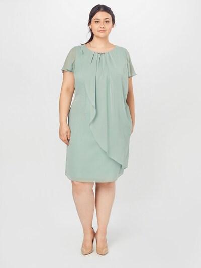 SWING Curve Cocktailkleid in grün, Modelansicht