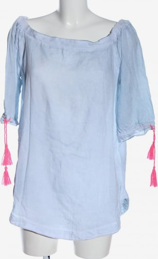 gwynedds Carmen-Bluse in XL in blau, Produktansicht