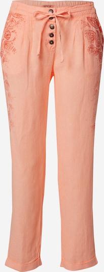 Soccx Hose in orange / hummer, Produktansicht