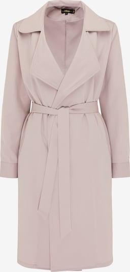 Palton de primăvară-toamnă usha BLACK LABEL pe mov pastel, Vizualizare produs