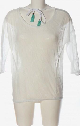Garcia Jeans Strickshirt in M in weiß, Produktansicht
