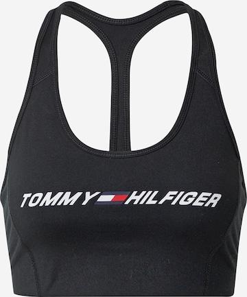 juoda Tommy Sport Sportinė liemenėlė