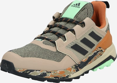 ADIDAS PERFORMANCE Lage schoen 'Terrex Trailmaker' in de kleur Cognac / Lichtbruin / Groen / Zwart, Productweergave