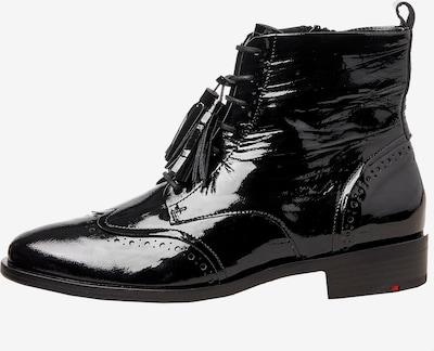 LLOYD Schuhe aus Lackleder in schwarz, Produktansicht