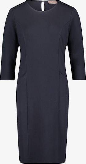 Cartoon Casual-Kleid mit 3/4 Arm in dunkelblau, Produktansicht